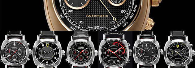 Panerai Ferrari Replica Watches